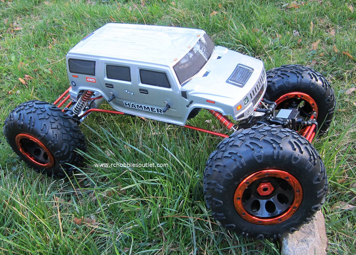 Rock Crawlers 4x4 : Rc rock crawler truck scale ws rtr g ebay