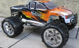 Nitro Gas RC Vehicles